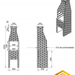 Pré-moldadas-55 tijolinho